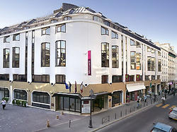 Hotell Mercure Paris Gare Montparnasse