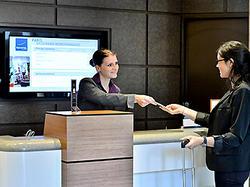 Hotel Novotel Paris Vaugirard Montparnasse : Hotel Paris 15
