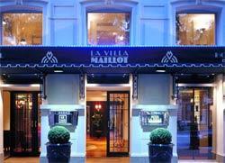 Hotel La Villa Maillot : Hotel Paris 16