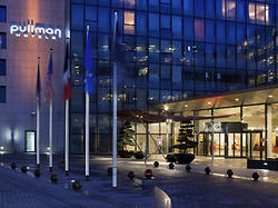 Hotel Pullman Paris Centre - Bercy : Hotel Paris 12
