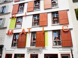 Hôtel HI Matic, PARIS