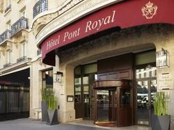 Hôtel Pont Royal : Hotel Paris 7