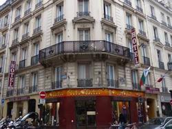 Hôtel Des 3 Nations, PARIS