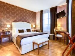 Hotel Eiffel Trocadéro : Hotel Paris 16