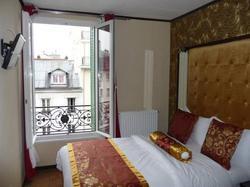 Hôtel des Buttes Chaumont Paris