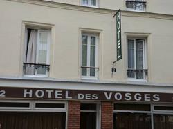 Hotel des Vosges Paris