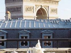 Lägenhetshotell Adagio Access Paris Tilsitt Champs Elysées : Hotel Paris 17