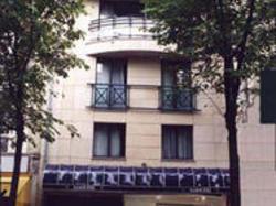Hotel Amhotel Italie Paris