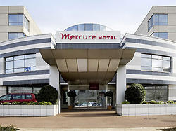 Hôtel Mercure Paris Massy Gare TGV MASSY