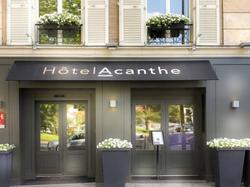 Quality Hotel Acanthe - Boulogne Billancourt Boulogne-Billancourt