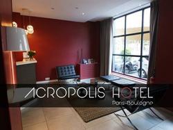 Acropolis Hotel Paris Boulogne Boulogne-Billancourt
