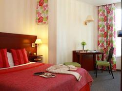 Hotel Espace Champerret : Hotel Paris 0