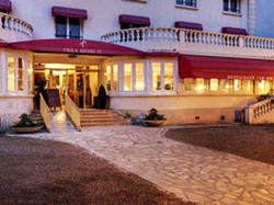 Best Western Villa Henri IV Saint-Cloud