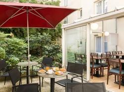 Classics Hotel Porte De Versailles Issy-les-Moulineaux