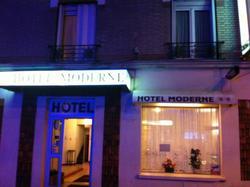 Hôtel Moderne Saint-Denis