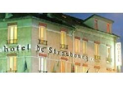 Hôtel de Strasbourg Aulnay-sous-Bois