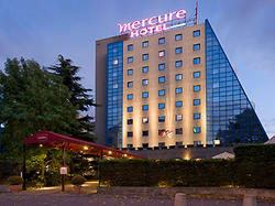 Hotellet Mercure Paris Porte de Pantin