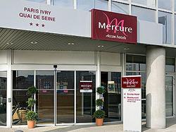 Hôtel Mercure Paris Ivry Quai de Seine IVRY-SUR-SEINE