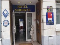 Hôtel Moderne Maisons-Alfort