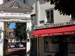 Hôtel du Cheval Rouge Versailles