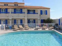 Hotel Le Bleu Marine Saintes-Maries-de-la-Mer