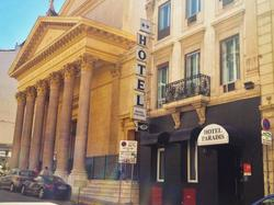 Hotel paradis Marseille