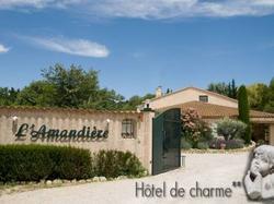 Hôtel lAmandière Saint-Rémy-de-Provence