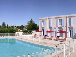 Hotel Hôtel Le Flamant Rose Plan-d'Orgon