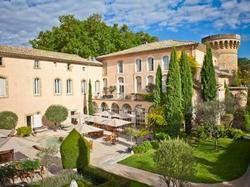 Hotel Château de Massillan Uchaux