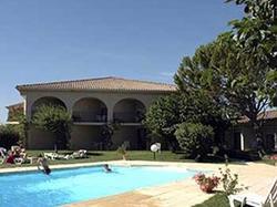 Best Western Hôtel Le Paradou Avignon Sud.