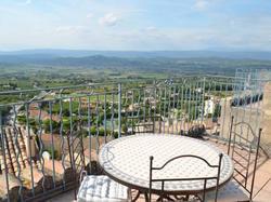 Hôtel Restaurant Panoramique César Bonnieux