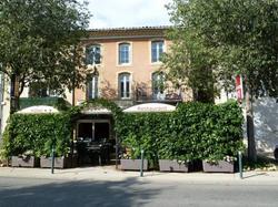 Hotel La Farigoule Sainte-Cécile-les-Vignes