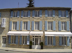 Hôtel Restaurant du Midi Visan