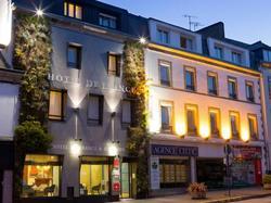 Citotel Hôtel de France et dEurope Concarneau