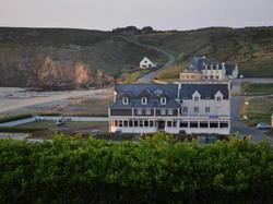 Hotel Hôtel de la Baie des Trépassés Plogoff