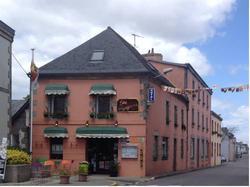 Hotel Hôtel Restaurant des Voyageurs Plonéour-Lanvern