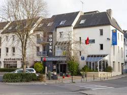 Comfort Hotel Rosporden Concarneau Rosporden