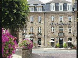 Hôtel Le DAvaugour - Logis Dinan