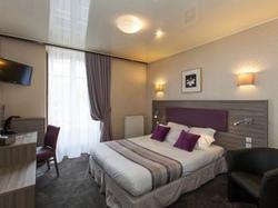Citotel Hôtel le Challonge Dinan