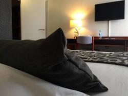 Hotel Brit Hotel Golfhotel Saint Samson Pleumeur-Bodou