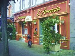 Hotel Hotel De L'arrivée Saint-Brieuc