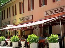 Hotel Les Marronniers Thueyts