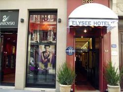 Hotel Elysée Lyon