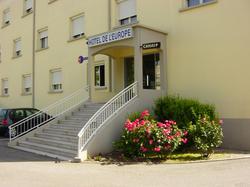 Hotel Hôtel de L'Europe Pierre-Bénite