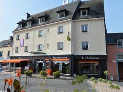 Logis Hôtel.com Restaurant lArdoise Bédée