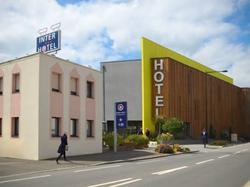 Inter-Hotel De La Chaussairie Chartres-de-Bretagne