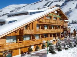 Hotel Les Mélèzes Les-Deux-Alpes