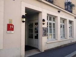 Hôtel Lanjuinais Rennes