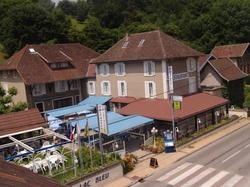 Hostellerie du Lac bleu Charavines