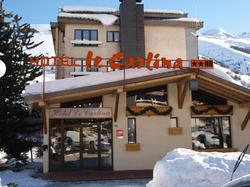 Hotel Le Carlina Les-Deux-Alpes